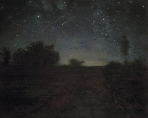 nuit etoilée Millet Jean François.jpg