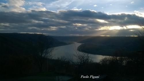 Jean-Claude Pirotte, fleuve Rhone, saint Vallier