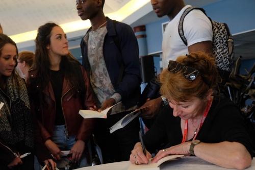 festival etonnants voyageurs, Lycées de Bretagne, cadeaux des lecteurs